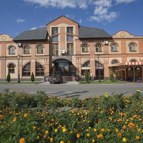 Гостиница Постоялый двор ГРИНН